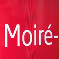 Der Moiré-Effekt