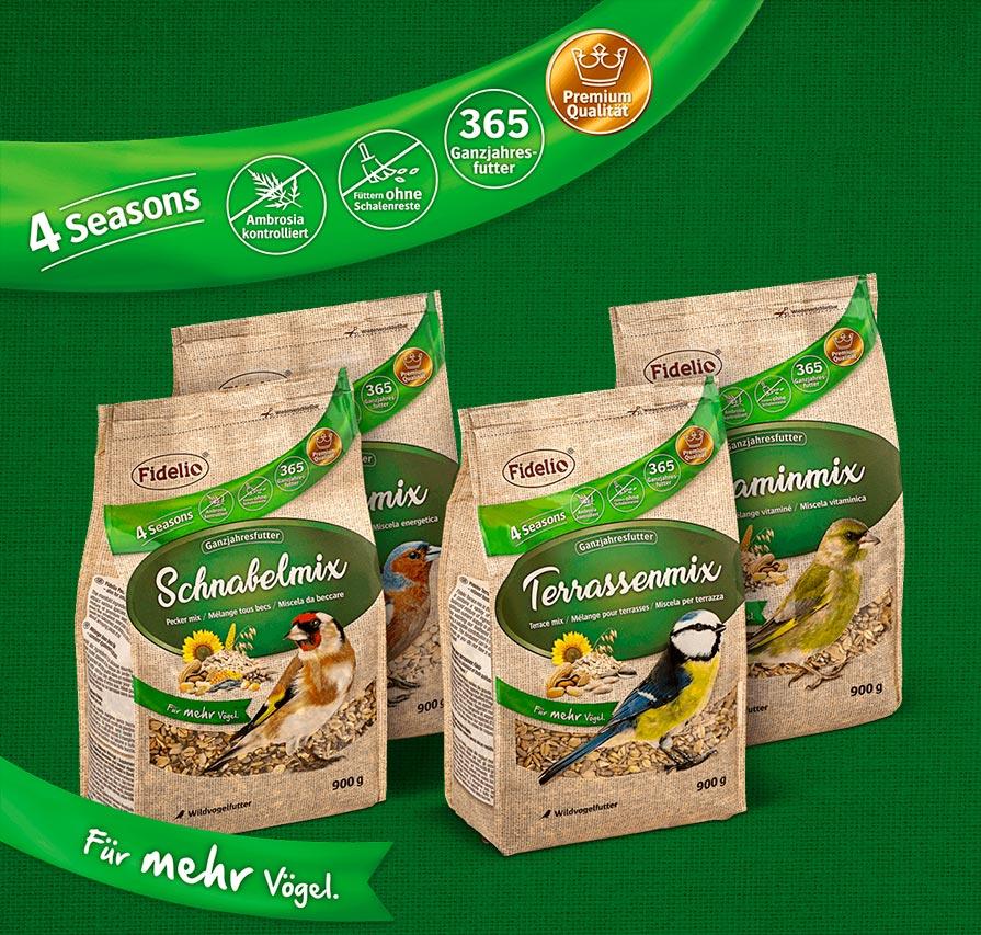 Fidelio 4 Seasons Produkte