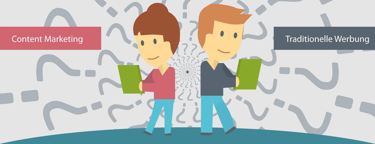 Blogbeitrag: Grundwissen – Content Marketing