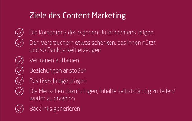 Blogbeitrag: Content Marketing