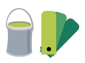 Blogbeitrag: Sonderfarben – Subtraktive Farbmischung