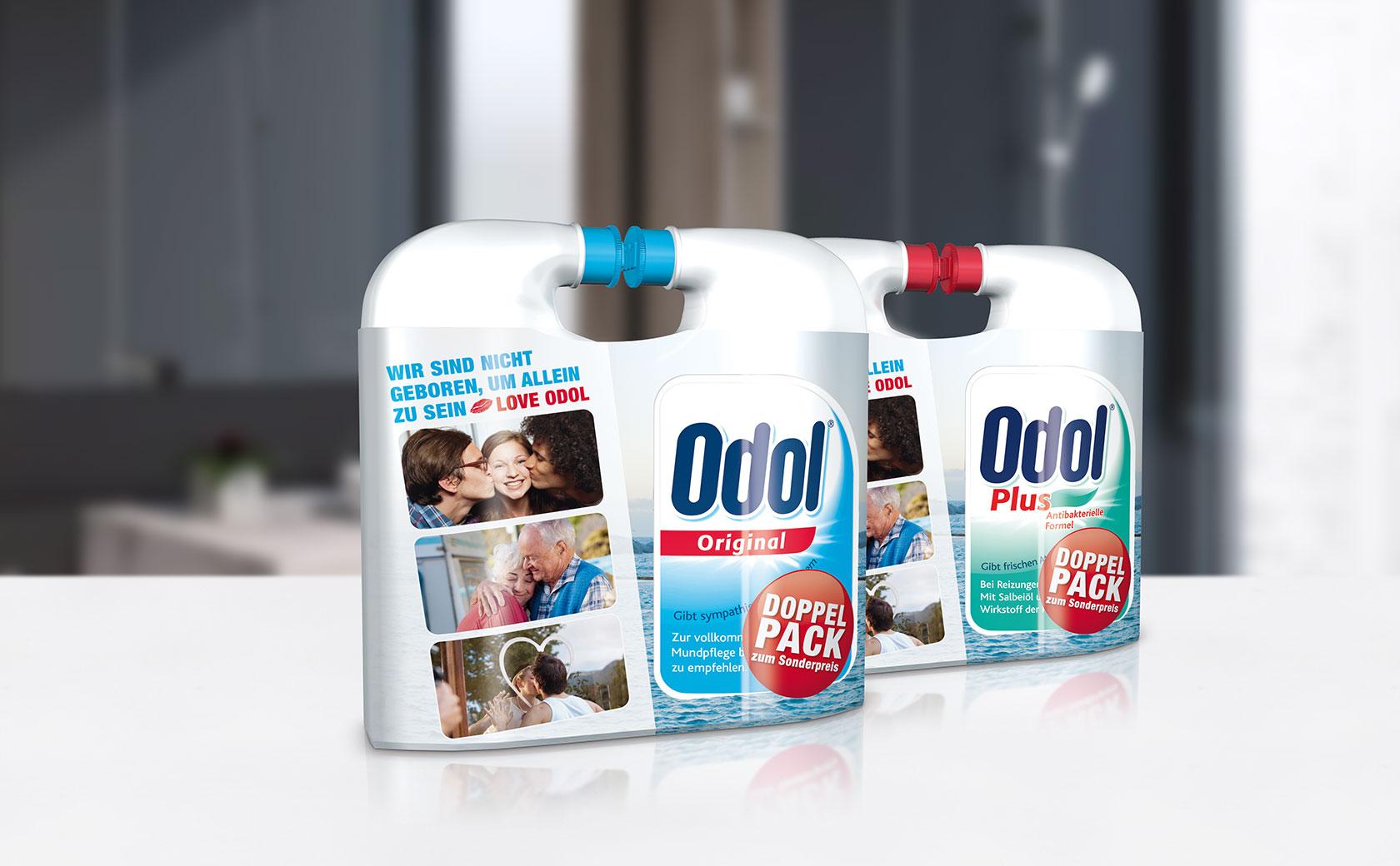 Odol Packaging