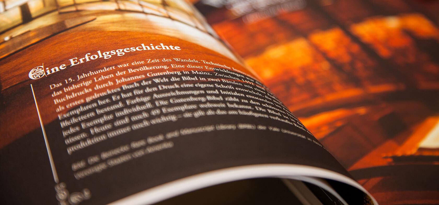 ZEG Geschäftsbericht – Eine Erfolgsgeschichte