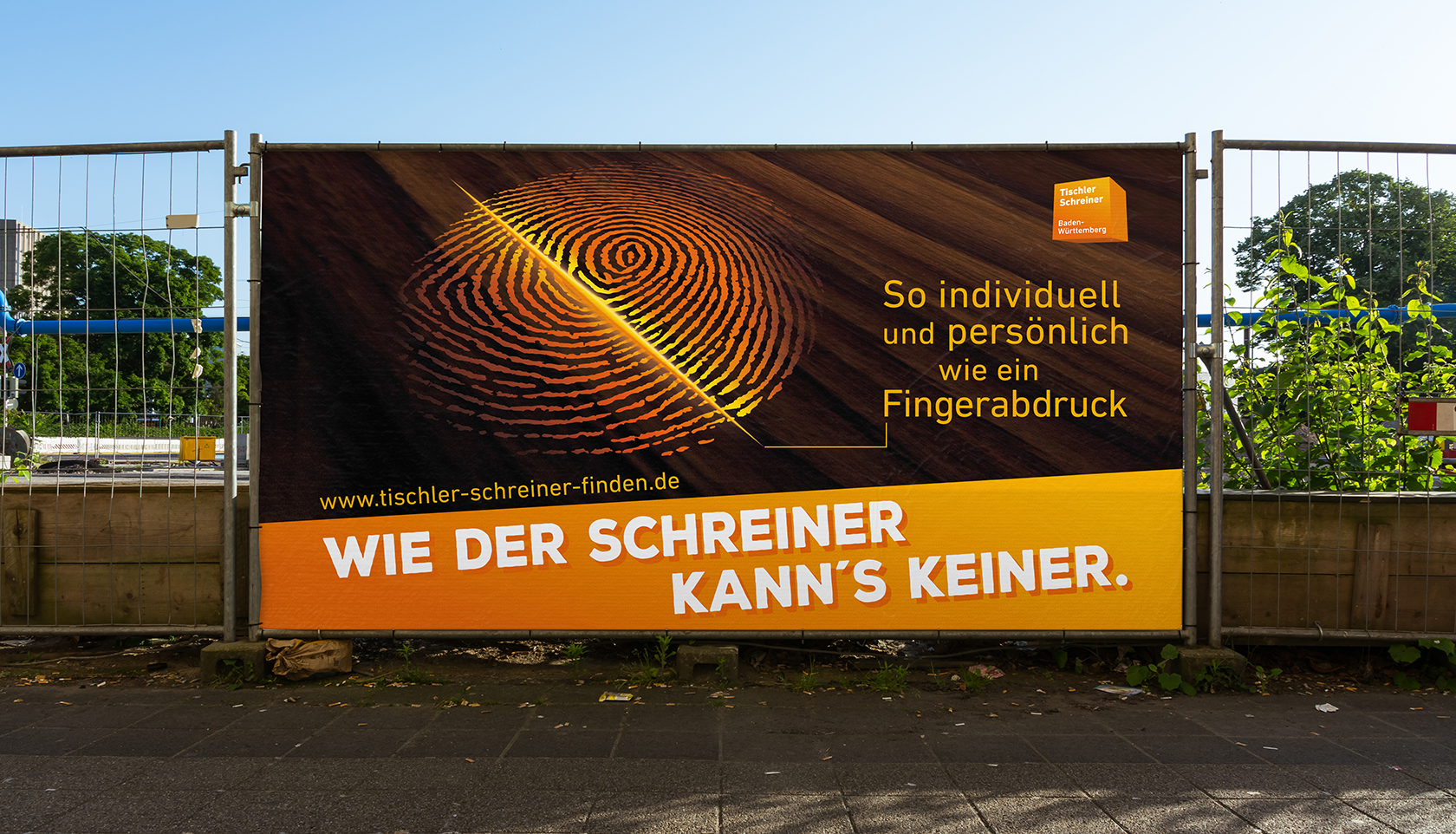 Landesfachverband Schreinerhandwerk Baden-Württemberg – Bauplane